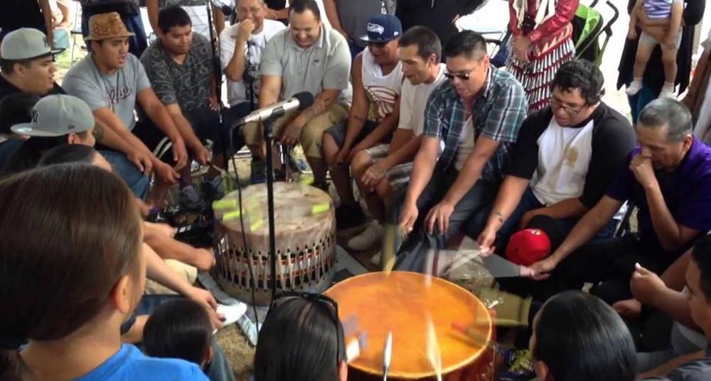 Host drums